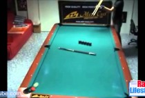 Pool Trick Shot Video Compilation