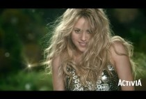 "Activia Shakira 2014 – ""Dare to Feel Good"""